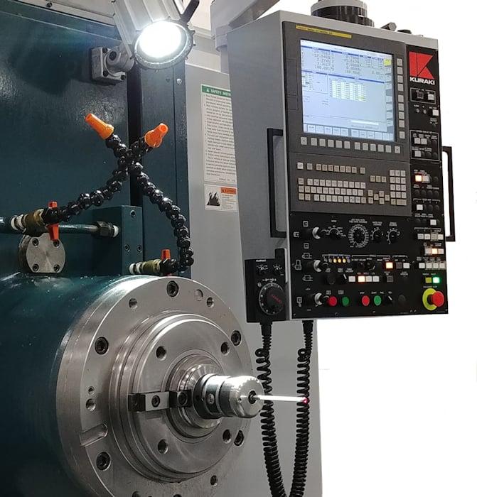 Probe & Laser Integration