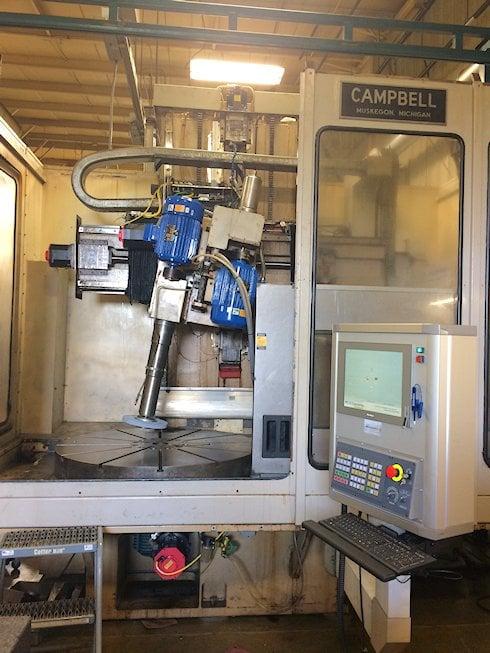 Campbell 700 Grinder