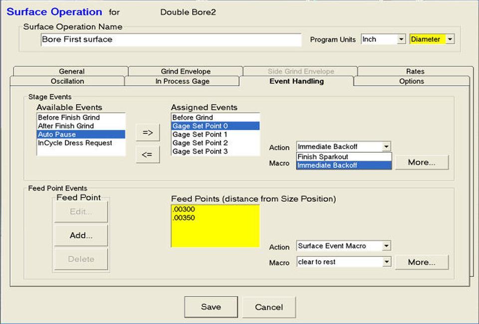 Open Vision™ Grind - Configurable Macro Developer