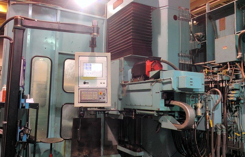 Devlieg JMC 430R Mill