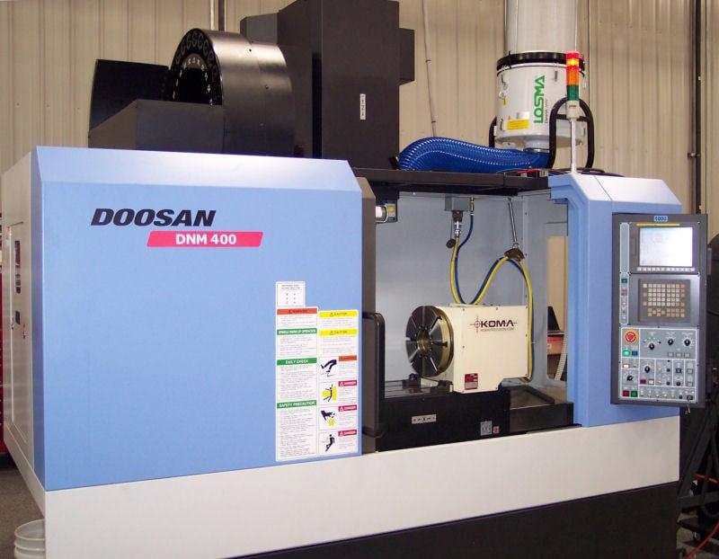 Doosan DNM-400