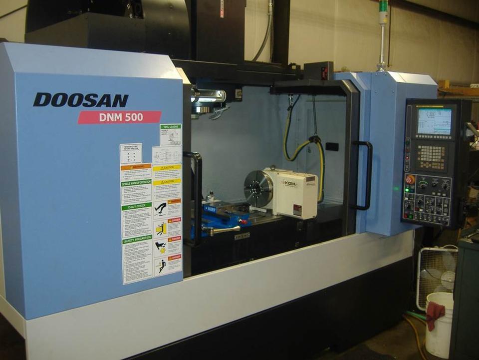 Doosan DNM-500