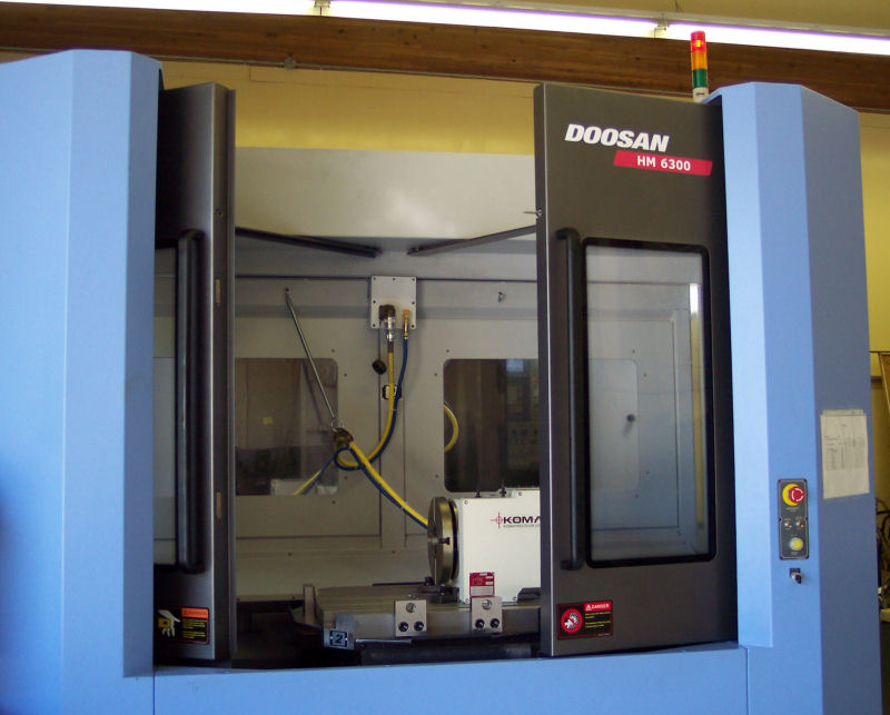 Doosan HM-6300