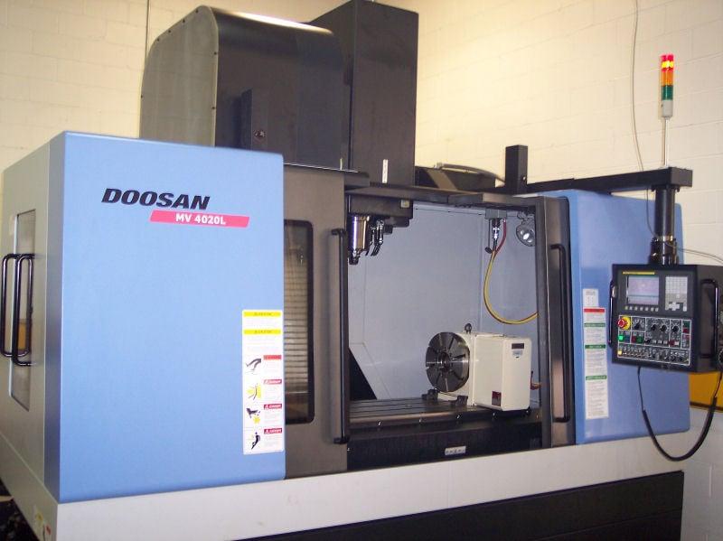 Doosan MV-4020L
