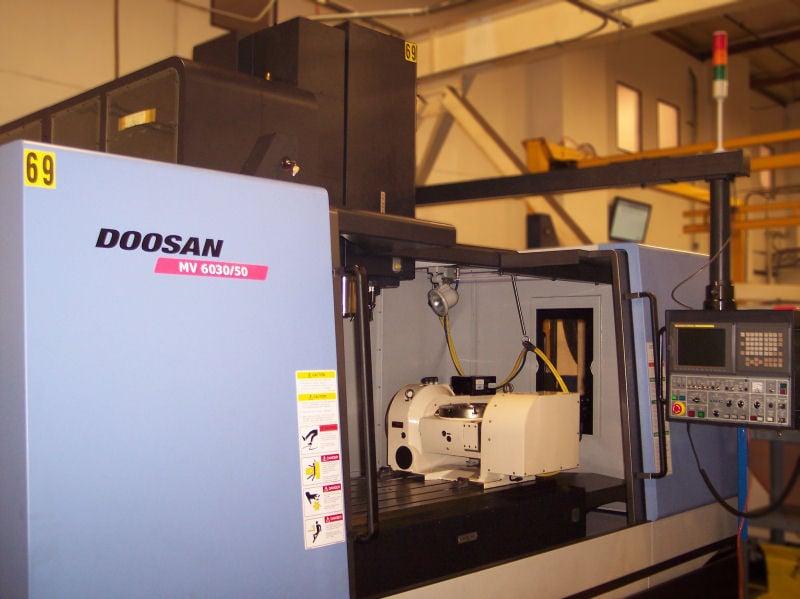Doosan MV-6030