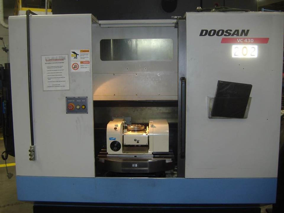Doosan VC-430