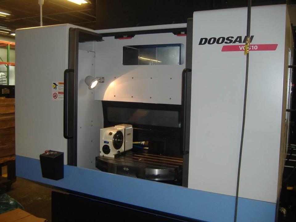 Doosan VC-510