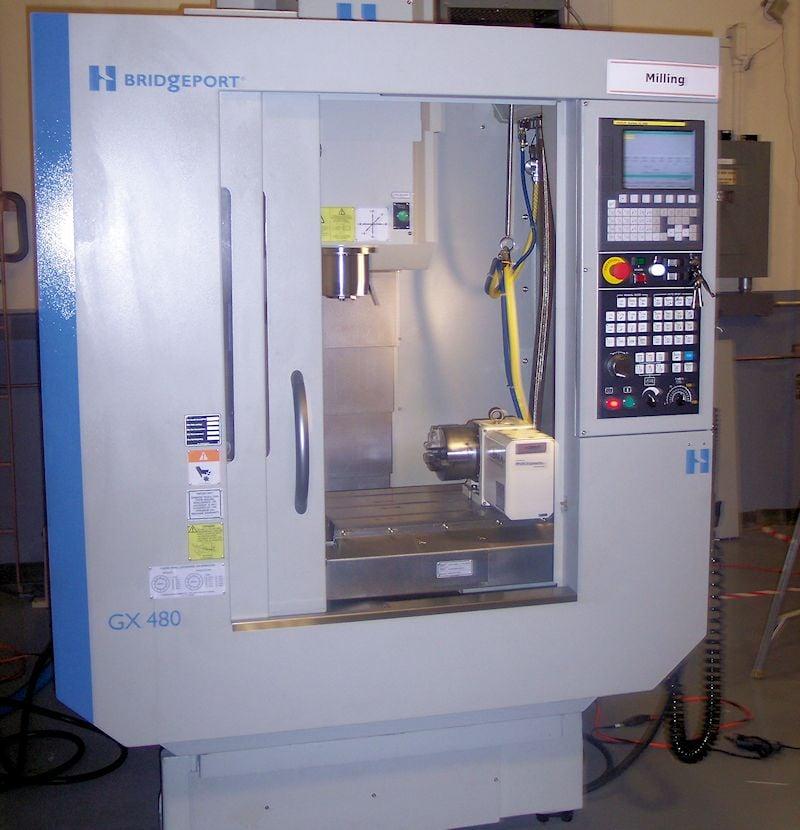 Hardinge GX-480 VMC