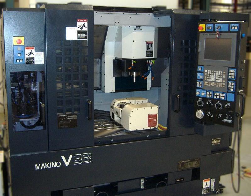 Makino V33