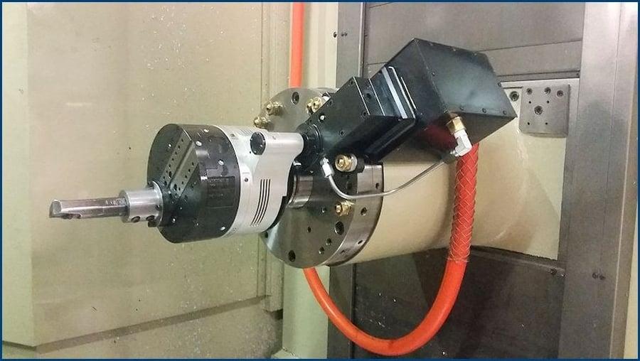 U-Axis Integration by CNC Engineering, Inc.