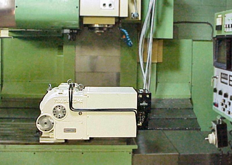 Mori Seiki MV-65