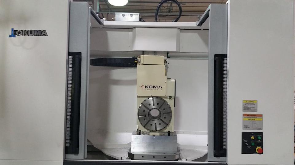 Okuma MB-5000H