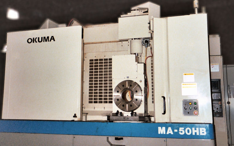 Okuma MA-50HB