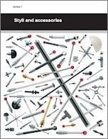 Renishaw Styli and Accessories Parts Catalog