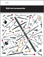 Renishaw Styli and Accessories Parts Catalog