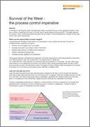 Renishaw White Paper:  Survival of the fittest - the process control imperative