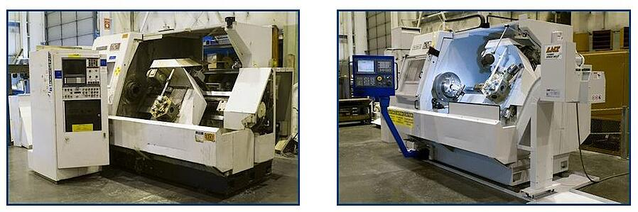 FANUC Retrofit & Machine Tool Rebuild Before and After