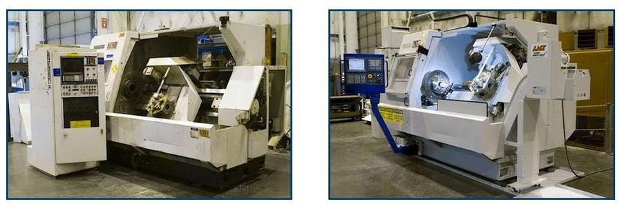FANUC Retrofit & Machine Tool Rebuild Before and After