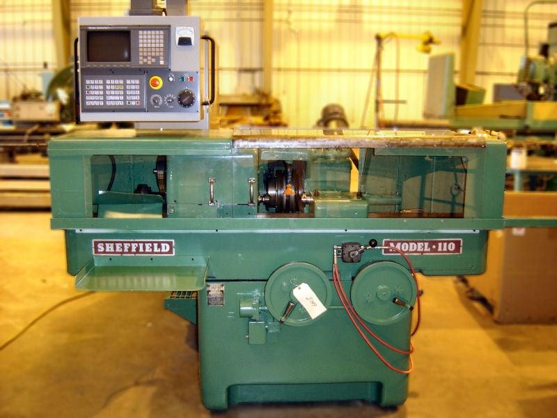 Sheffield Model 10 Grinder
