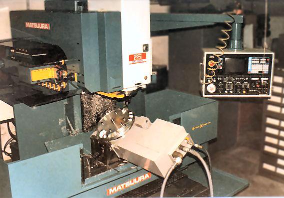 Matsuura MC-760V2