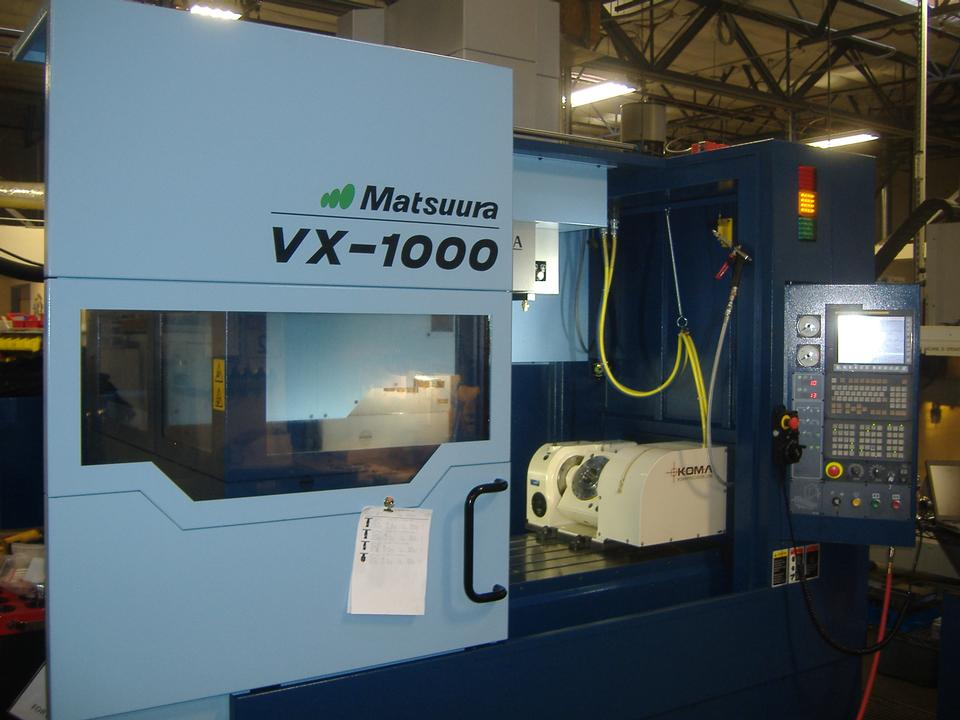 Matsuura VX-1000