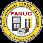 FANUC Authorized CNC Systems Integrator Logo