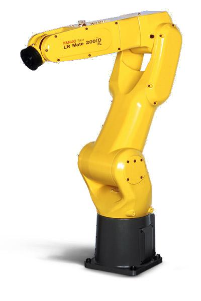 FANUC 200iD-7L Robot
